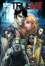 Image: True Blood #1 (25-copy incentive cover) (v25) - IDW Publishing