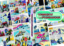 Image: Classic Transformers Vol. 06 SC  - IDW Publishing