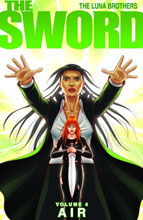 Image: Sword Vol. 04: Air SC  - Image Comics