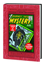 Image: Marvel Masterworks: Atlas Era - Journey Into Mystery Vol. 03 HC  - Marvel Comics