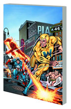 Image: Invaders Classic Vol. 04 SC  - Marvel Comics