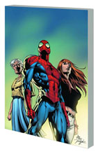 Image: Amazing Spider-Man by JMS Ultimate Collection Book 04 SC  - Marvel Comics