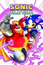Image: Sonic the Hedgehog Archives Vol. 13 SC  - Archie Comic Publications