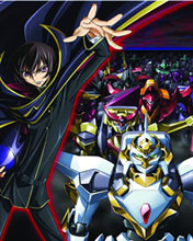Image: Code Geass: Lelouch of the Rebellion Vol. 08 SC  - Bandai Entertainment Inc