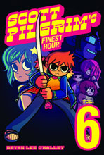 Image: Scott Pilgrim Vol. 06: Finest Hour SC  - Oni Press Inc.