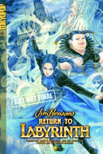 Image: Return to Labyrinth Vol. 04 SC  - Tokyopop