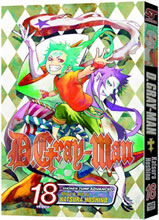 Image: D. Gray-Man Vol. 18 SC  - D. E./Dynamite Entertainment