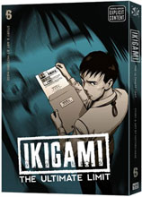 Image: Ikigami: The Ultimate Limit Vol. 06 SC  - Viz Media LLC