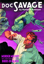 Image: Doc Savage #38: Murder Melody & Birds of Death SC  -