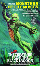 Image: Monsters of the Movies: Creature from the Black Lagoon Kit  -