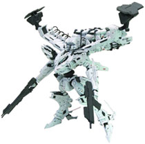 Image: AC for Answers Lineark White-Glint SD Model Kit  - Kotobukiya