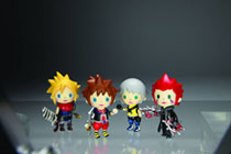 Image: Kingdom Hearts: Avatar Trading Arts Set  -
