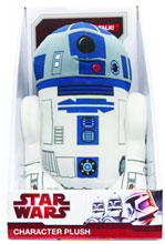 Image: Star Wars Talking Character Plush: R2-D2  -