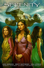 Image: Serenity Vol. 02: Better Days & Other Stories HC  - Dark Horse