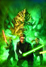 Image: Star Wars: Invasion - Revelations #1 (Scalf cover) - Dark Horse