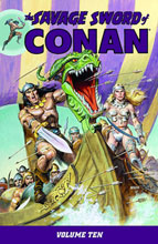 Image: Savage Sword of Conan Vol. 10 SC  - Dark Horse