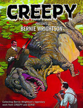 Image: Creepy Presents: Bernie Wrightson HC  - Dark Horse