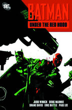 Image: Batman: Under the Red Hood SC  - DC Comics