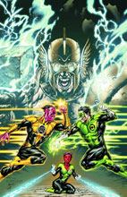 Image: Green Lantern Corps: The Weaponer HC  - DC Comics