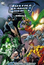Image: Justice League of America: Omega HC  - DC Comics