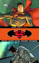 Image: Superman / Batman: Night and Day SC  - DC Comics