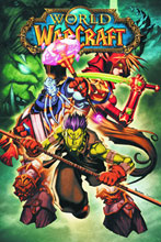 Image: World of Warcraft Vol. 04 SC  - DC Comics -