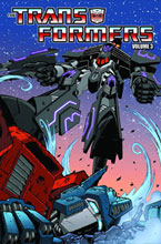 Image: Transformers Vol. 03: Revenge of the Decepticons SC  - IDW Publishing