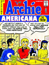 Image: Archie's Americana Vol. 02: Best of the 1950s HC  - IDW Publishing