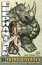 Image: Elephantmen Vol. 02: Fatal Diseases SC  (revised & expanded edition) - Image Comics