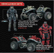 Image: Halo Reach Mongoose Poa Box Set Case  - TMP
