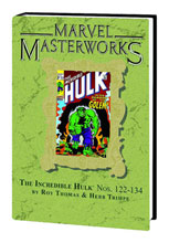 Image: Marvel Masterworks Vol. 167: Incredible Hulk Nos. 122-134 HC  - Marvel Comics
