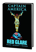 Image: Captain America: Red Glare HC  - Marvel Comics
