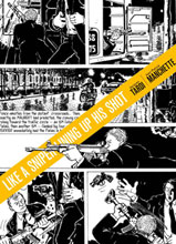 Image: Like a Sniper Lining Up His Shot HC  - Fantagraphics Books