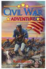 Image: Civil War Adventure Vol. 02 SC  - History Graphics Press