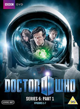 Image: Doctor Who Series Six, Part One Blu-Ray  -