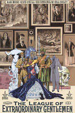 Image: League of Extraordinary Gentlemen Vol. 01 SC  - DC Comics
