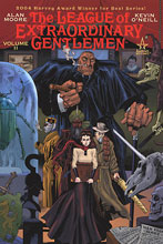 Image: League of Extraordinary Gentlemen Book Two SC  - DC Comics
