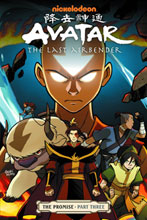 Image: Nickleodeon Avatar: The Last Airbender Vol. 03 - The Promise Part 3 SC  - Dark Horse Comics