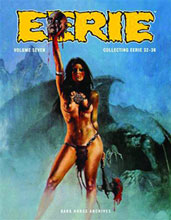 Image: Eerie Archives Vol. 07 HC  - Dark Horse Comics