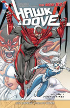 Image: Hawk and Dove Vol. 01: First Strikes SC  - DC Comics
