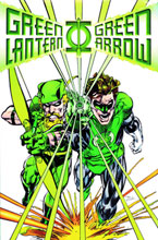 Image: Green Lantern / Green Arrow SC  - DC Comics