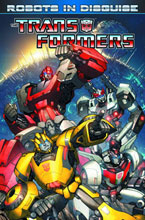 Image: Transformers: Robots in Disguise Vol. 01 SC  - IDW Publishing
