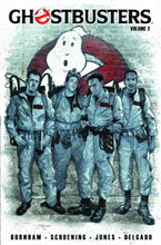 Image: Ghostbusters Vol. 02: The Most Magical Place on Earth SC  - IDW Publishing