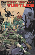 Image: Teenage Mutant Ninja Turtles #12 (10-copy incentive cover) (v10) - IDW Publishing