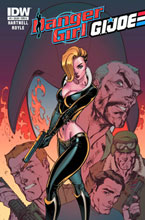 Image: Danger Girl / G.I. Joe #1 - IDW Publishing