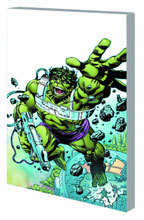 Image: Incredible Hulk: Regression SC