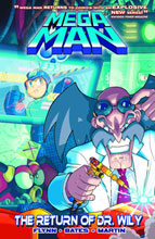 Image: Mega Man Vol. 03: Return of Dr. Wily SC  - Archie Comic Publications