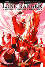 Image: Lone Ranger Vol. 05: Hard Country SC  - D. E./Dynamite Entertainment