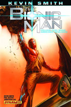 Image: Bionic Man Vol. 01: Some Assembly Required SC  - D. E./Dynamite Entertainment
