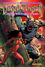 Image: Dejah Thoris & the White Apes of Mars #4 - D. E./Dynamite Entertainment